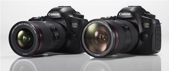 Canon EOS 5DSR & 5DS
